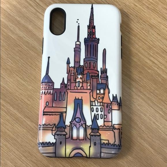 online retailer e32f0 1f1e9 NEW Magic Kingdom iPhone X Case! ♥️